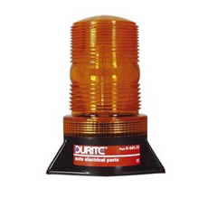 Beacon Mini LED 12-110 volt Amber 2 Bolt Fixing Bx1