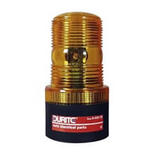 Beacon Mini LED 12-110 volt Amber Magnetic Fixing Bx1