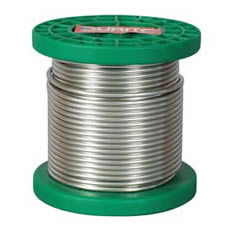 Solder Lead-Free Resin Cored 13 SWG Sn97 Cu3 1/2kg Reel