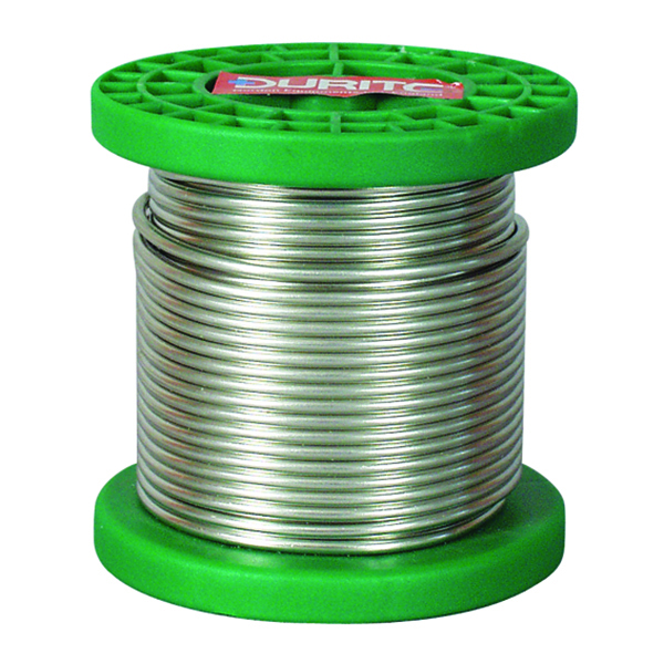 Solder Lead-Free Resin Cored 18 SWG Sn97 Cu3 1/2kg Reel