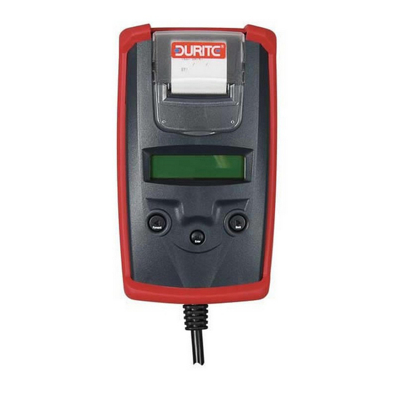 Battery Tester 6/12volt with Start/Charge Analyzer 12/24volt Cd1