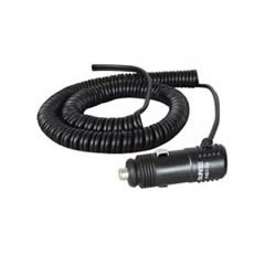 Retractable Cable with Cigarette Lighter Plug 5 amp Bg1