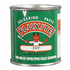 Soldering Flux Fluxite Paste 100gm Tin