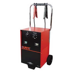 Start/Charger Manual Trolley 6-12-24volt 60 amp 175 amp Start Bx1