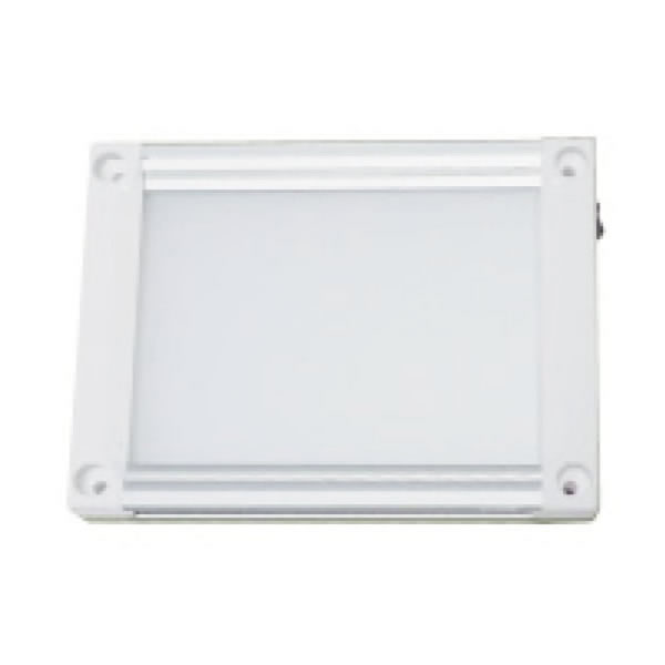 Roof Lamp 138 LED White with switch. 10-30V bx1