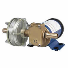 Liquid Transfer Pump 14 litre/min 12 volt Bx1