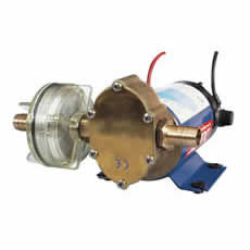 Liquid Transfer Pump 14 litre/min 24 volt Bx1