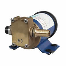 Oil Transfer Pump 20-60 litre/min 24 volt Bx1