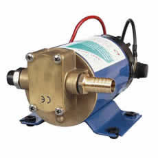 Oil Transfer Pump 25-75 litre/min 12 volt Bx1