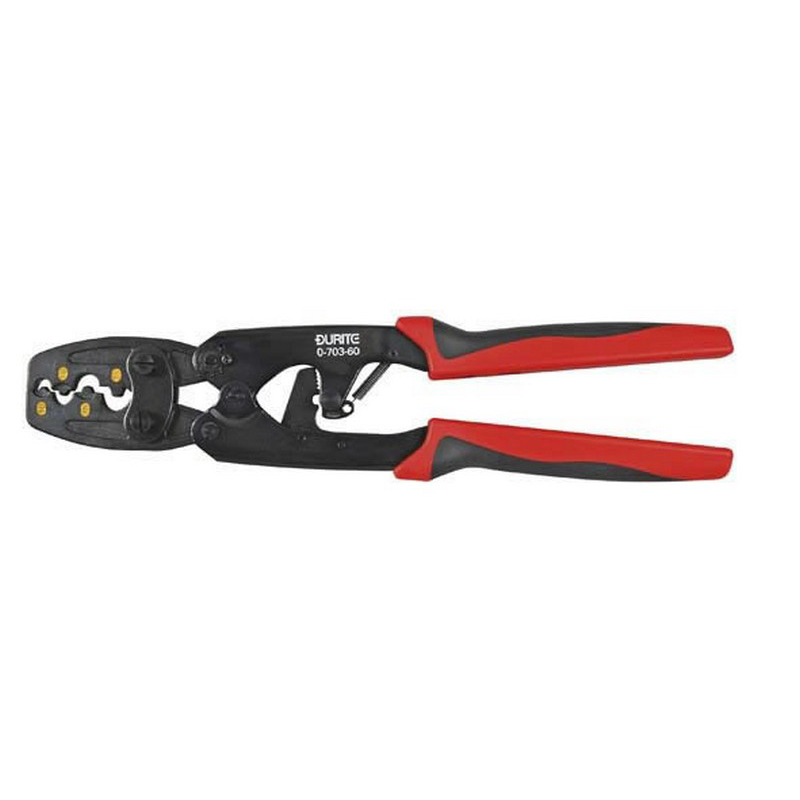 Ratchet Crimping Tool for Large Un-insulated Terminals Cd1