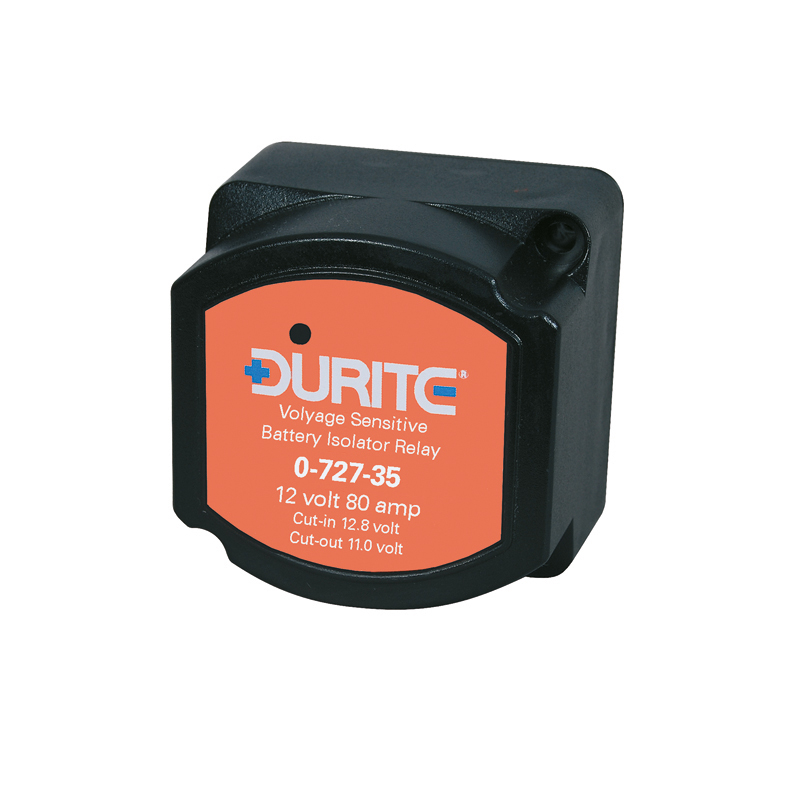 Battery Isolator Voltage Sensitive 40 amp 24 volt Bx 1