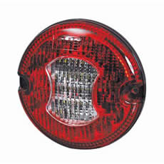 Lamp Stop/Tail/Indicator 95mm LED 12/24 volt Bx1