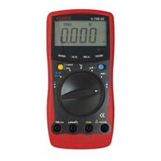 Multimeter Digital Auto-ranging Hand Held Cd1