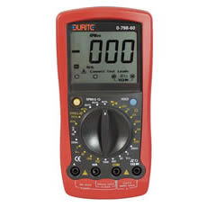 Multimeter Digital Automotive Hand Held Cd1