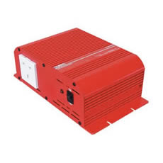 Inverter Modified Wave 24 volts DC to 230 volts AC 125 watt Bx1
