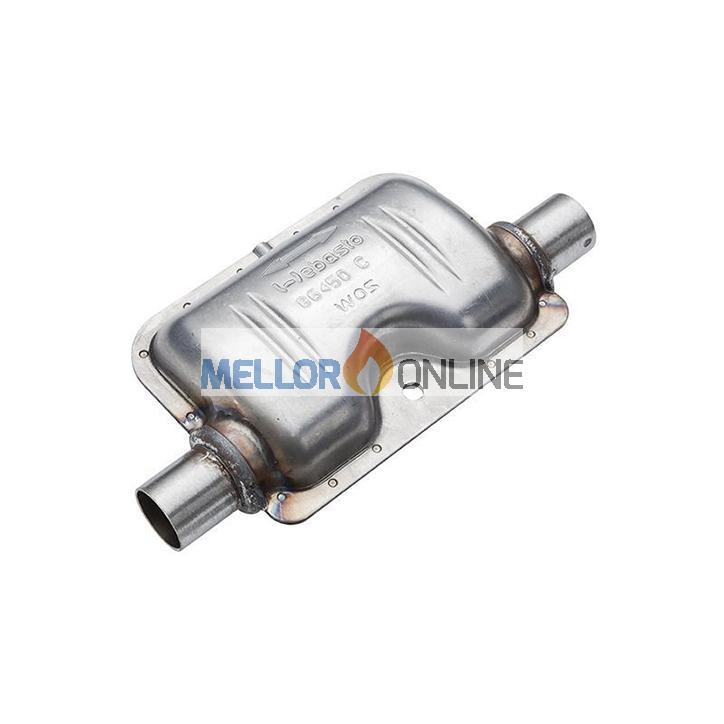Exhaust Silencer 22mm Night Heater Kits Eberspacher Webasto Mikuni Durite