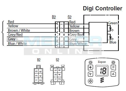 eberspacher airtronic d4 wiring diagram: great eberspacher wiring diagram  gallery - electrical circuit rh: