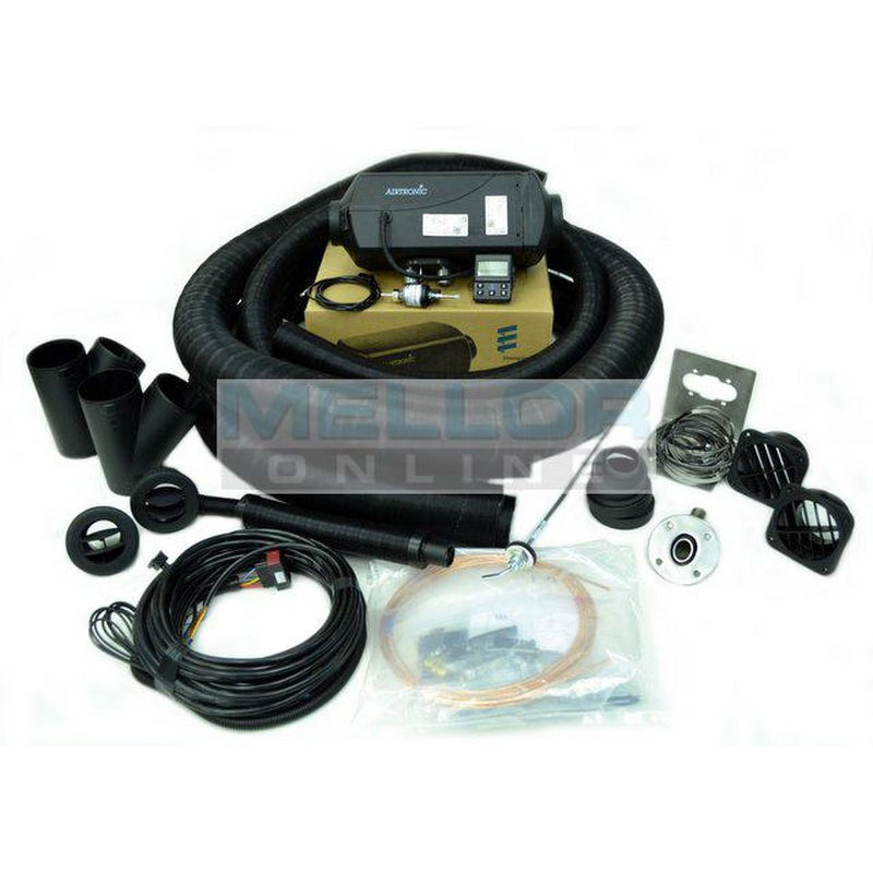Eberspacher Airtronic D4 3 Outlet Marine Kit 12v - 4.0Kw