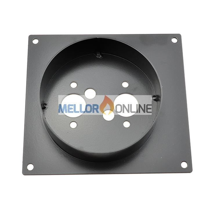 Heater Floor Mounting Plate Eberspacher and Webasto power coated