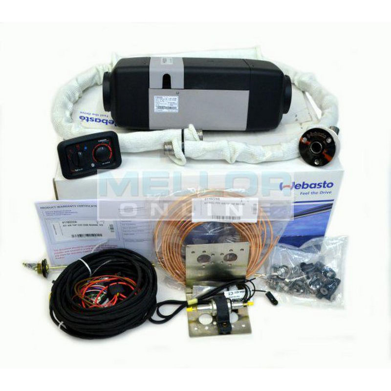 Webasto Airtop Evo 40 Marine Kit Including Mc Controller