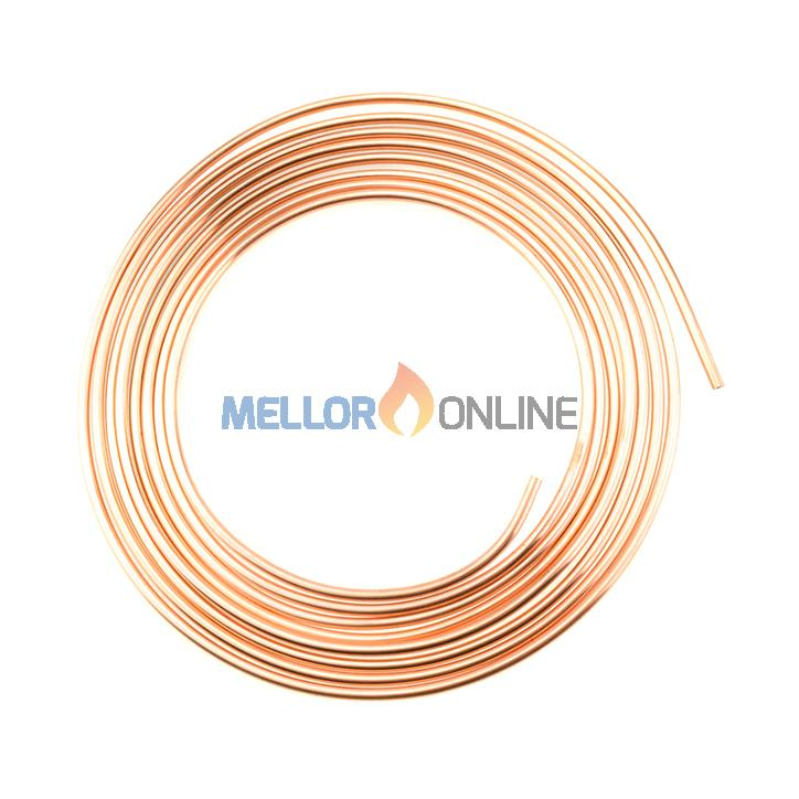 Eberspacher 4mm copper fuel line for Marine 1M