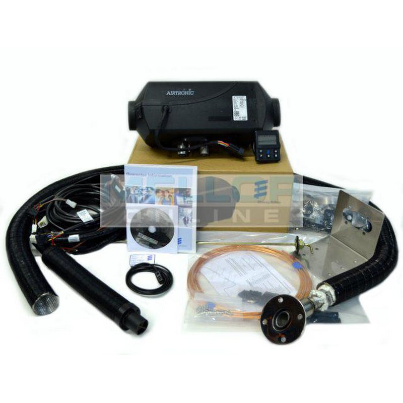Eberspacher Airtronic D4 Marine Changeover kit 12v