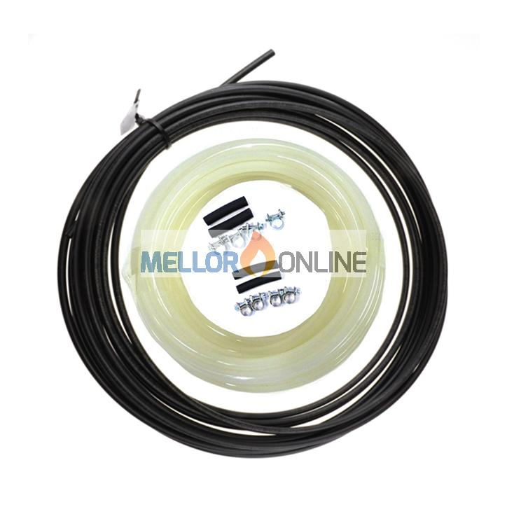 Eberspacher 6M Plastic Fuel Line Kit