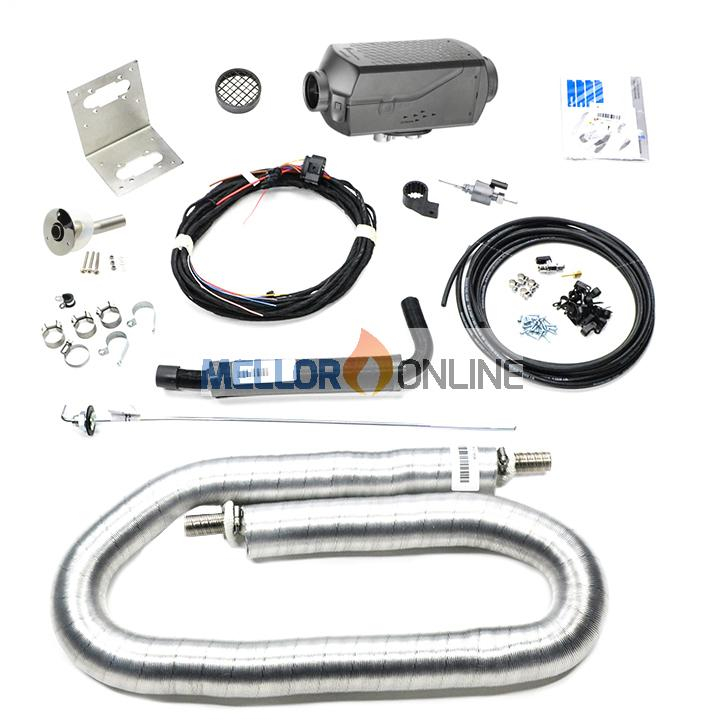 Eberspacher Airtronic D5 Marine kit 12v 5.5kw