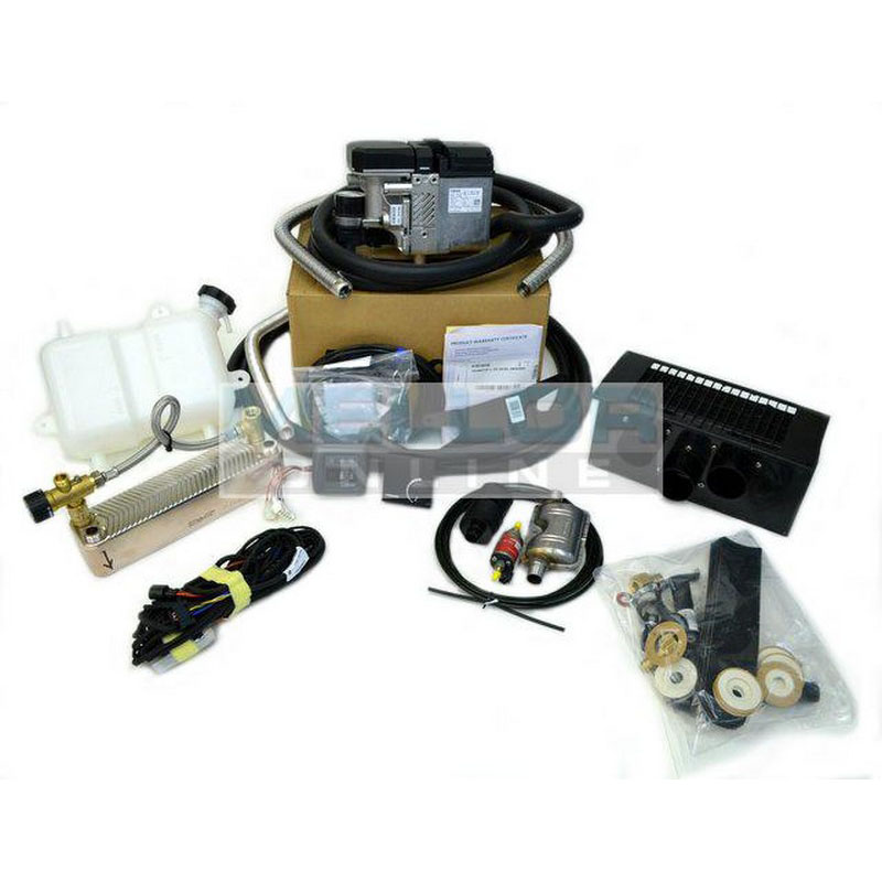 Webasto Thermo Top C300 Diesel Camper Heating Kit 12v - 41K107D