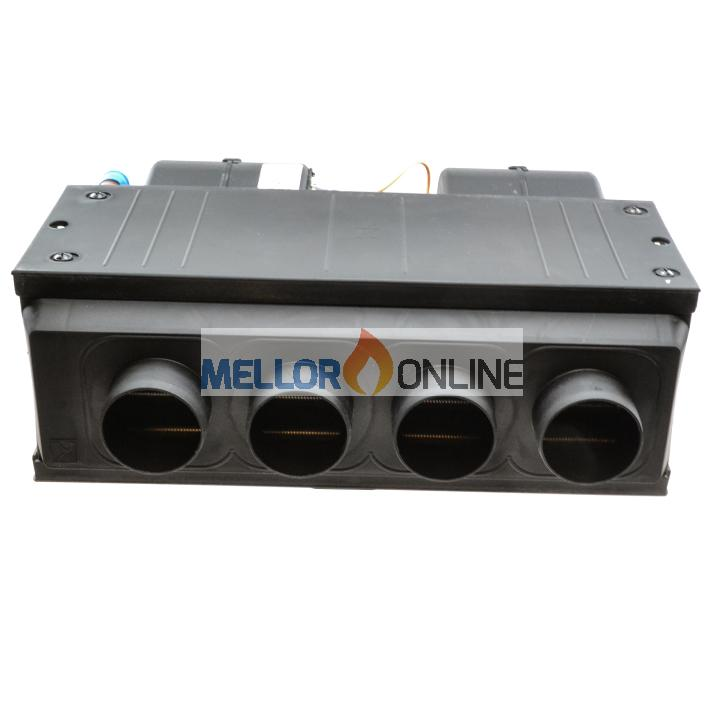 Hercules ED4 heater 10.8kw 12v 55mm Outlets - 10 Amps
