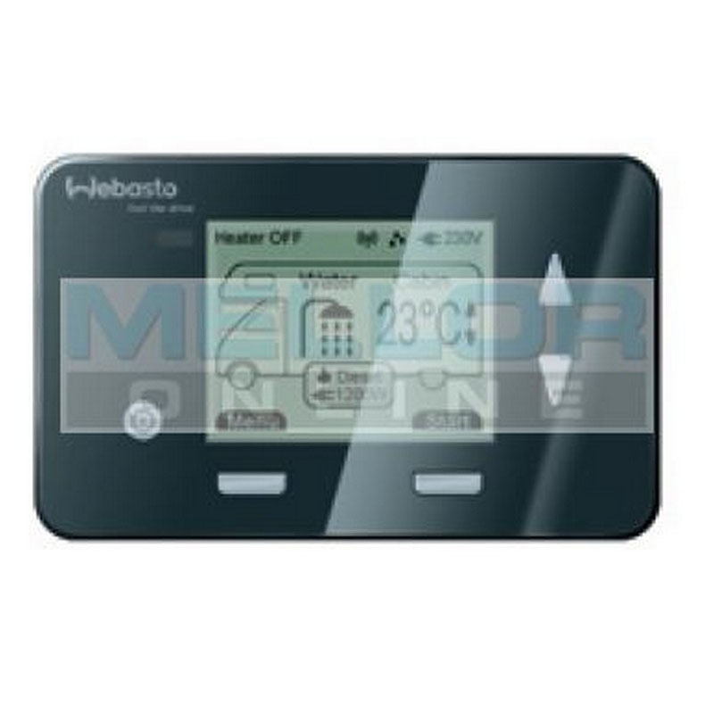 webasto dual top programmable controller 1310746c night. Black Bedroom Furniture Sets. Home Design Ideas
