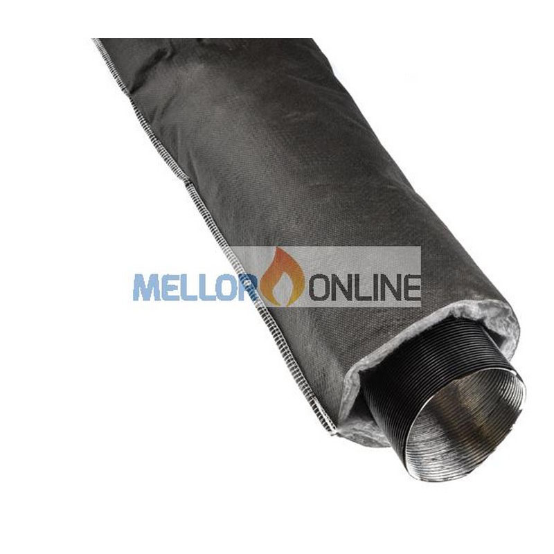 Webasto/Eberspacher Thermoduct Tube for 75-80mm Ducting - 750mm Lengths
