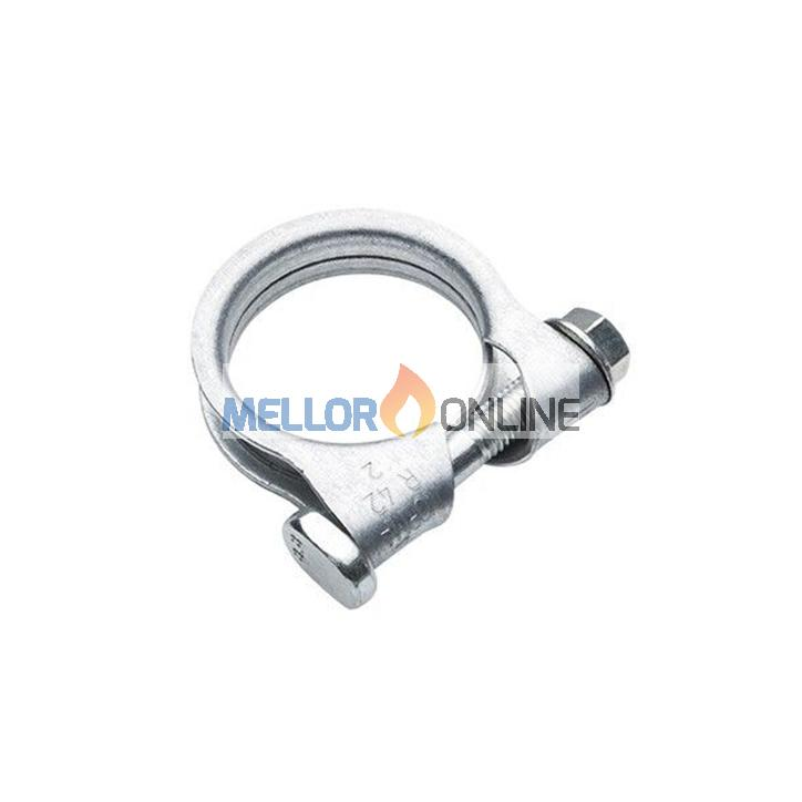 Eberspacher or Webasto Exhaust Clamp for 30mm ID Exhaust Pipe