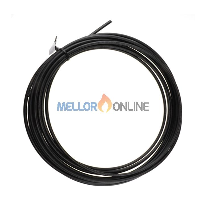 Webasto Nylon Fuel Hose 2mm ID Black 7.5M Coil