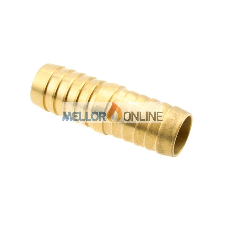Webasto Brass Tee 16mm - for 16mm ID Water hose
