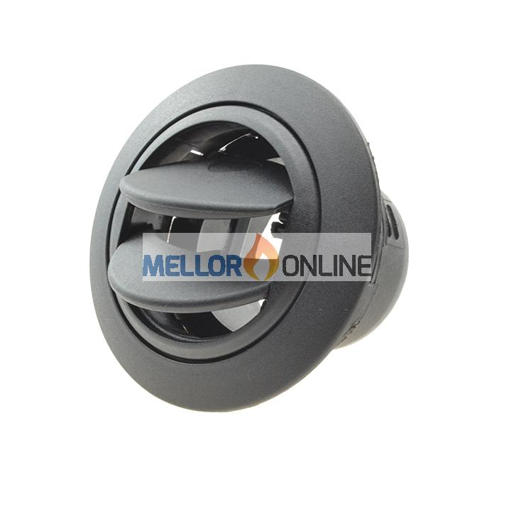 60mm (2.35Inch) Large Round Air Vent Outlet