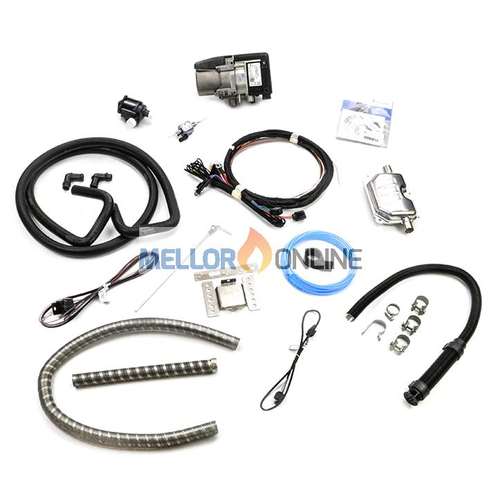 Eberspacher Hydronic 3 D5E 12v Vehicle Heater Kit 5kw
