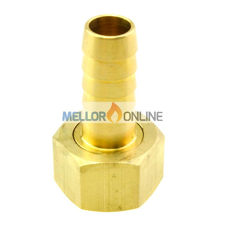 Webasto Tail Connector 3/4 inch to 16mm ID for 16mm ID Water hose