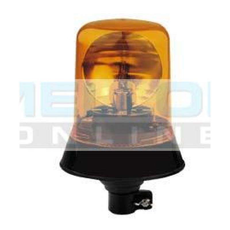 Beacon Rotating 12/24 volt Amber Magnetic Fixing Bx1