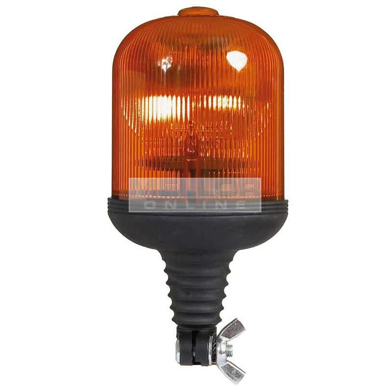 Beacon Flashing 12/24 volt Amber Magnetic Fixing Bx1