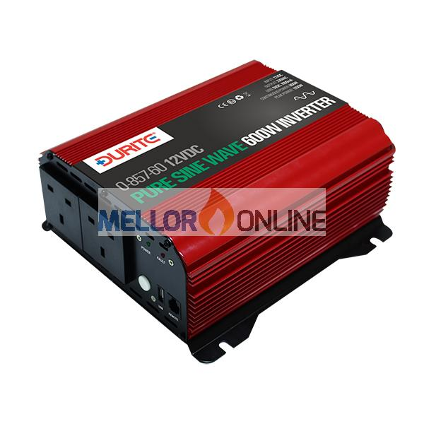 Inverter Modified Wave 24 volts DC to 230 volts AC 1000 watt Bx1
