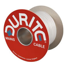 Cable 3 Core BS6500 1.50mm TRS 30M